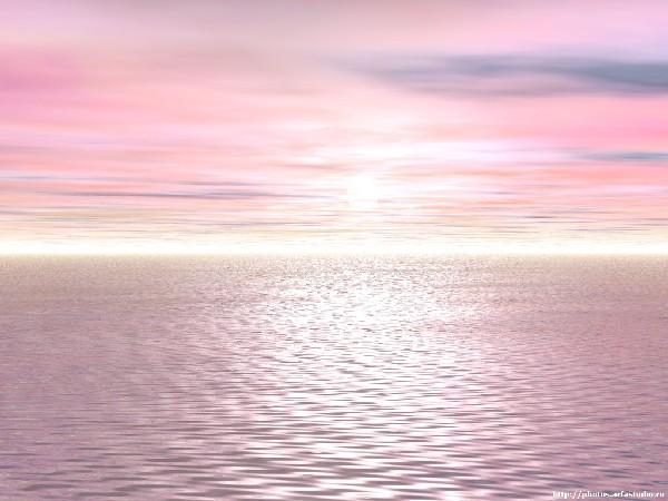 """Задала в поиске -  """"Розовый рассвет """"."""